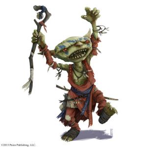 Paizo goblin