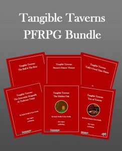 Dire Rugrat Publishing PFRPG bundle
