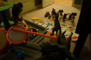 dinosaur rockstars