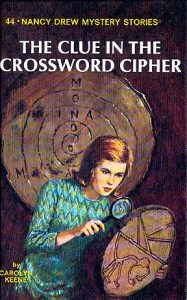 Nancy Drew Mystery Stories cover