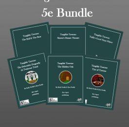 Tangible Tavern 5e Bundle