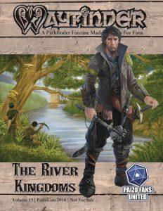 Wayfinder #15 cover