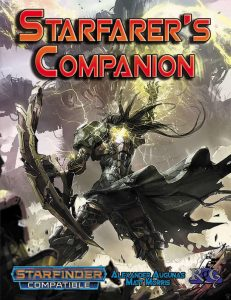 starfarer's companion cover