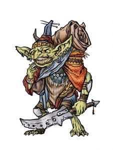Publisher's Choice Quality Stock Art © Rick Hershey / Fat Goblin Games