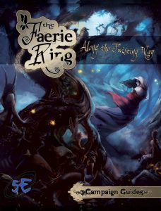 Faerie Ring 5e cover