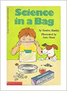 Cover of Science in A Bag by Sandra Markle