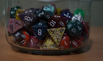 jar of dice