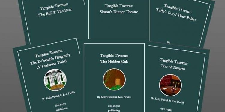 Tangible Tavern 5e Bundle